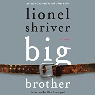 Big Brother audiobook cover art