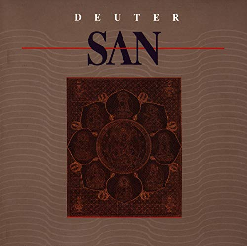 Deuter: San (Audio CD)