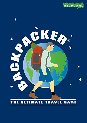 Wildcard Games Backpacker: Die ultimative Reise Spiel