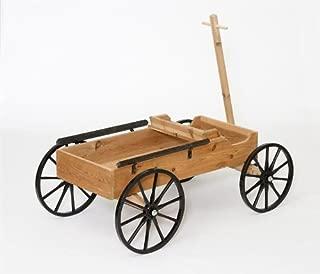 DutchCrafters Decorative Buckboard Wagon