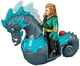 Mattel Imaginext Fisher-Price DC Super Friends Aquaman & Seahorse