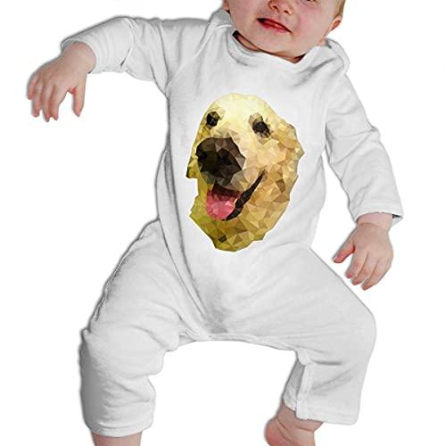 Body per Bambino Baby Boys Girls Bodysuit Giant Dog Pagliaccetto Tuta Neonato in Cotone Manica Lunga