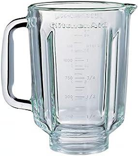 Kitchenaid - Bol en verre Blender 5KSB 1.25 litre pour 5KSB52 Réf.9704200