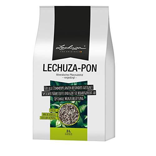 "LECHUZA""PON 3L"" Pflanzsubstrat, Neutral"
