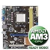 ASUS M2N68-AM SE2 GeForce 7025 MB w/ X2 240