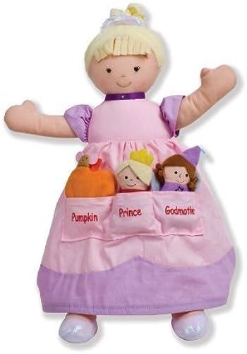 ventas de salida North American Bear Company Dolly Dolly Dolly Pockets Cinderella Doll by North American Bear  Las ventas en línea ahorran un 70%.