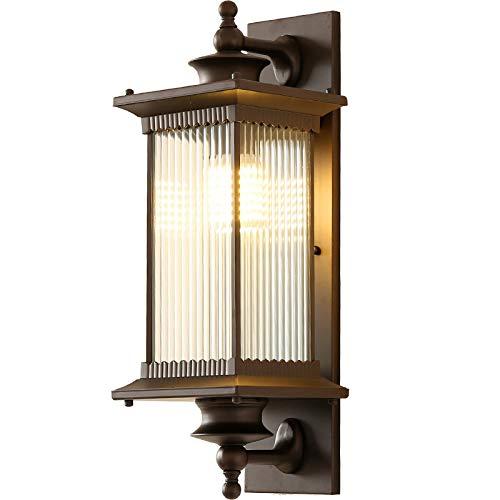 Industriële wandlamp hanglampen buitenwandlamp buiten waterdichte hoogwaardige wand gang terras balkon licht