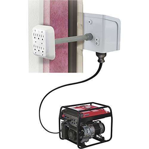 Reliance Control Corporation WKPBN30 Portable Generator Through-The-Wall PWR Transfer Kit, EMW3790037