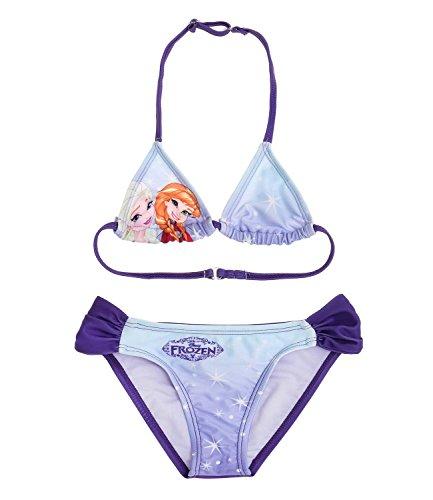 Disney Die Eiskönigin Bikini - lila - 128
