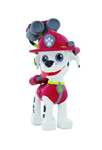 Paw Patrol - Figurine Chase Marshall Multicolore