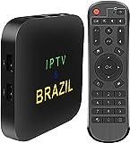 2021 Brazil IPTV Box Android 9 OS 2GB...