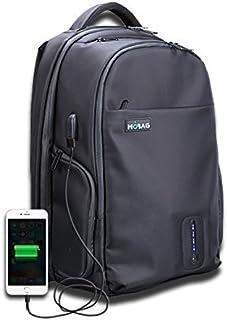 MOBAG Mochila con batería incluida Cargador USB para Dispositivos móviles