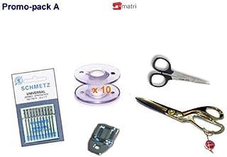 KIT Accesorios SMALL para máquina de coser: Amazon.es: Hogar