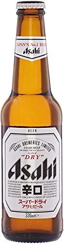 Asahi Birra Super Dry In Vetro - 330 Ml