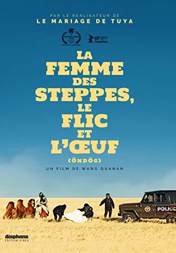 La Femme des steppes, Le Flic et l oeuf