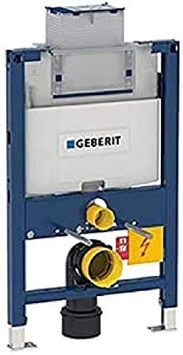 Geberit 111003001 GE Duofix Element für Wand-WC 82cm, blauweiß
