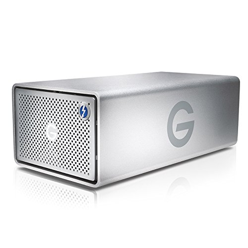 G-Technology 8TB G-RAID with Thunderbolt 2 and USB 3.0
