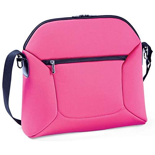 Borsa Soft Diaper Bag Color: Fucsia