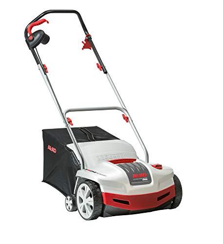 AL-KO Elektro-Vertikutierer Combi Care 38.6 E Comfort (38 cm Arbeitsbreite, 1300 Watt Motorleistung, inkl. stabiler Vertikutierwalze, Lüfterwalze und großem Fangsack, für Rasenflächen bis 800 m²)