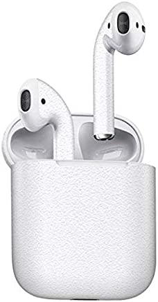 20b57e3ca92 For Apple AirPod Skins Protective Wraps Sticker by Smart Saver - White