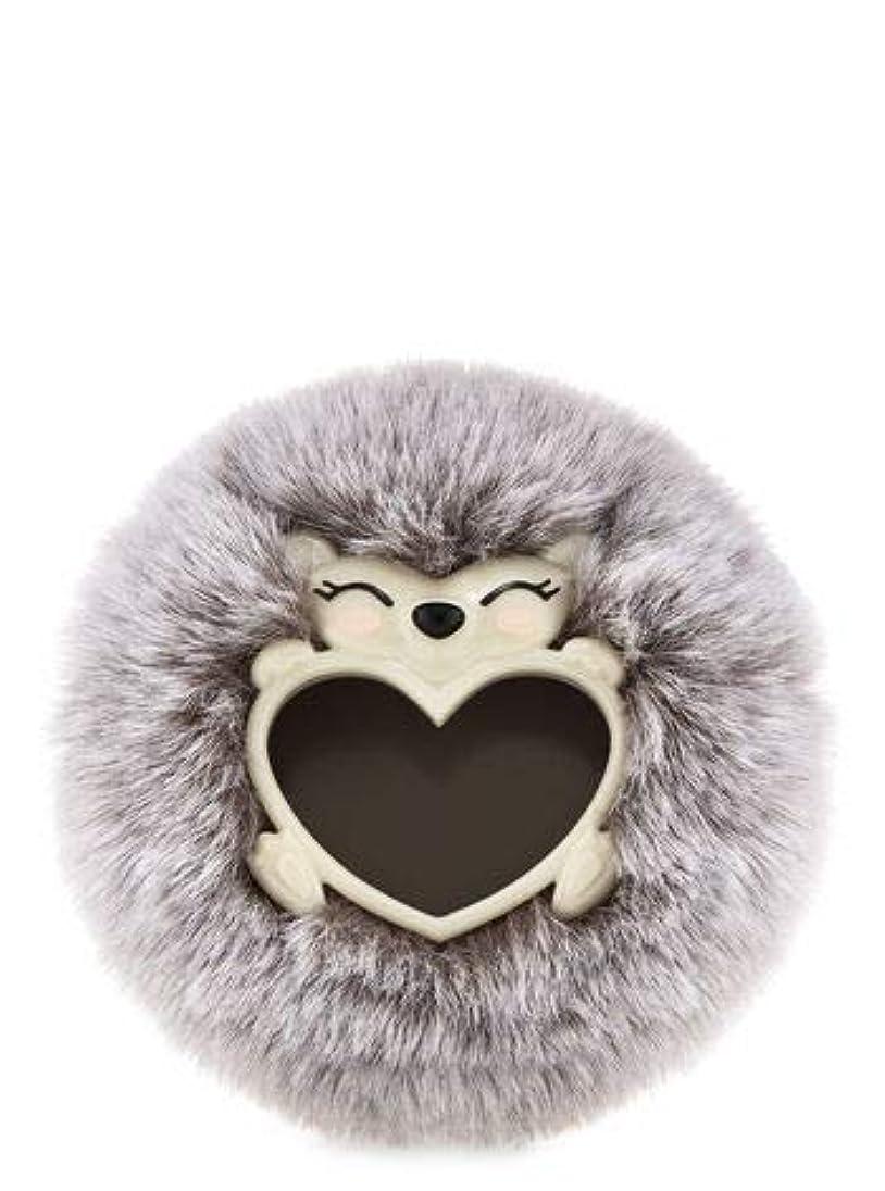 接辞モーター夕食を作る【Bath&Body Works/バス&ボディワークス】 クリップ式芳香剤 セントポータブル ホルダー (本体ケースのみ) フラッフィーヘッジホッグ ハリネズミ Scentportable Holder Fluffy Hedgehog [並行輸入品]