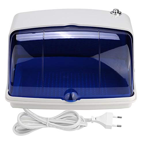 UV-desinfectiekast, UV-sterilisatiekast Nagels Desinfecteermachines Ingebouwde Uv-lamp voor handdoekkleren Apparaat desinfectie Sterilisatie(EU)