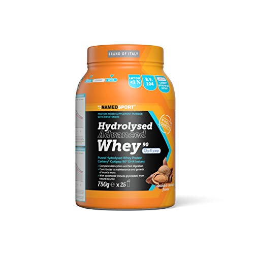 Named Sport Hydrolysed Advanced Whey Choco Almond - 750 Gr