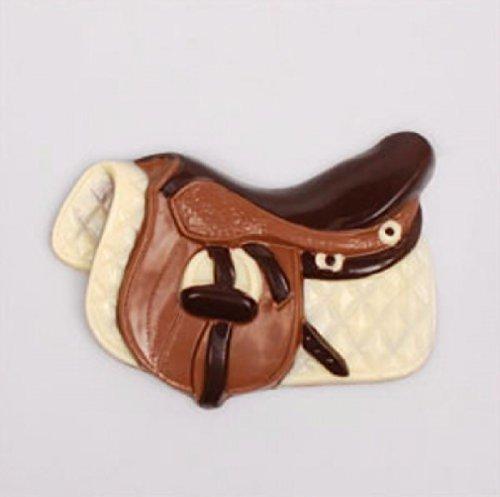 03#090821 Schokoladen Tiere, Pferdesattel, Pferd, Sattel, Geburtstag, Pony, Geschenke, Geschenk, Reiten