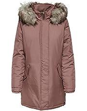 Only Onlkaty Parka Coat CC Otw Donna