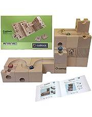 CUBLOCK 知育玩具 ブロック スタンダード 積み木 ガイドブック付