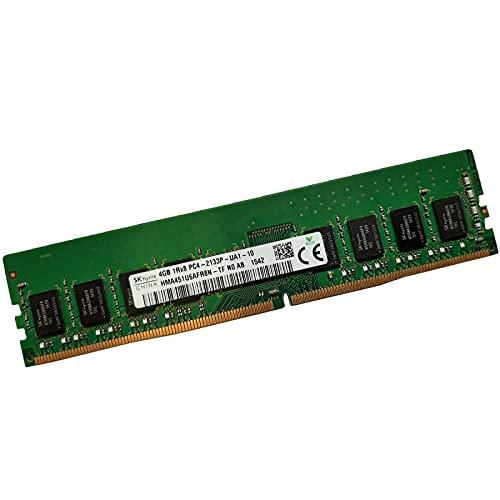 Hynix 4 GB RAM HMA451U6AFR8N-TF DDR4 DIMM PC4-17000U 2133MHz 1Rx8 1.2v CL15