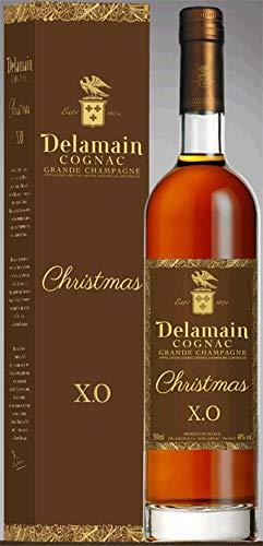 Cognac Delamain Delamain Christmas Cognac 40% vol Cognac NV Cognac (6 x 0.5 l)