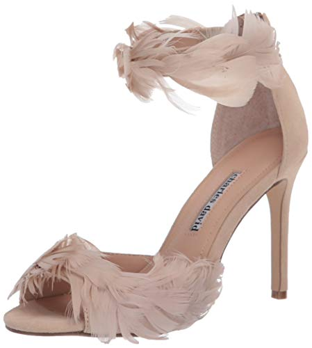 CHARLES DAVID Women's Dress Pump, Nude, 7.5