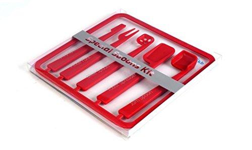 Royal VKB / Set Cucchiai / Colore Rosso