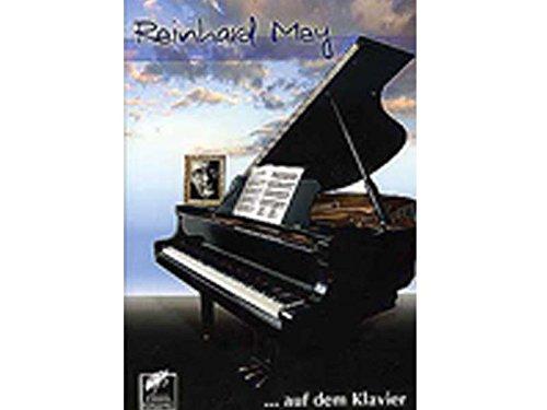 Reinhard Mey auf dem Klavier