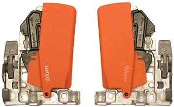 Blum Locking Device For Overlay Tandem Drawer Slides