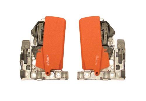 Blum T51.1801 dispositivo de bloqueo para 563 y 569 Tandems 1 Set hace un caj-n