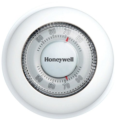 Heat Only Thermostat: Amazon.com  Wire Thermostat Wiring Diagram Honeywell Ct A on