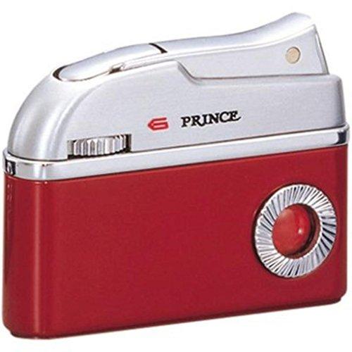 PRINCE(プリンス) 喫煙具 レッド 3.9×5.1×1.15cm