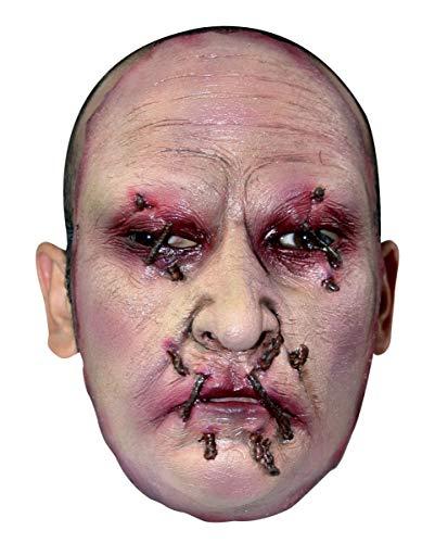 Horror-Shop Tueur en Série Say No Evil Sam Mask