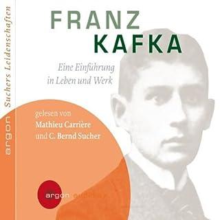 Franz Kafka. Eine Einführung in Leben und Werk Titelbild