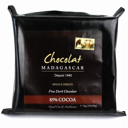 ショコラマダガスカル クーベルチュール チョコレート (ダーク85%, 1KG)