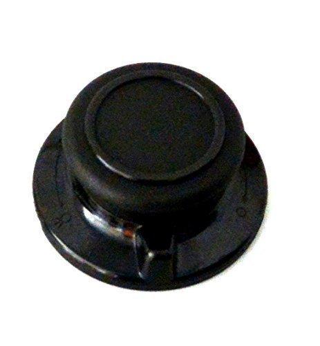 Poignée avec entlüftungsfunktion pour tous types de couvercles en verre, couvercle de poêle/couvercle cocotte-passe au four-passe au lave-vaisselle, résistant à la chaleur
