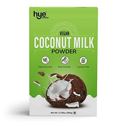 HYE Vegan Coconut Milk Powder | Dairy Free | 500g