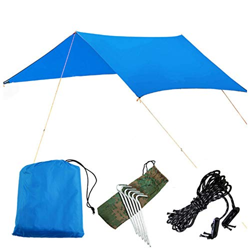N / A Waterproof Awning, Tear-Resistant Large pergola, Oxford Cloth Outdoor Equipment, Suitable for Outdoor Patio pergola