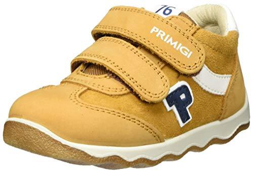 PRIMIGI Baby-Jungen PIN 63558 First Walker Shoe, Senape/Senape, 21 EU