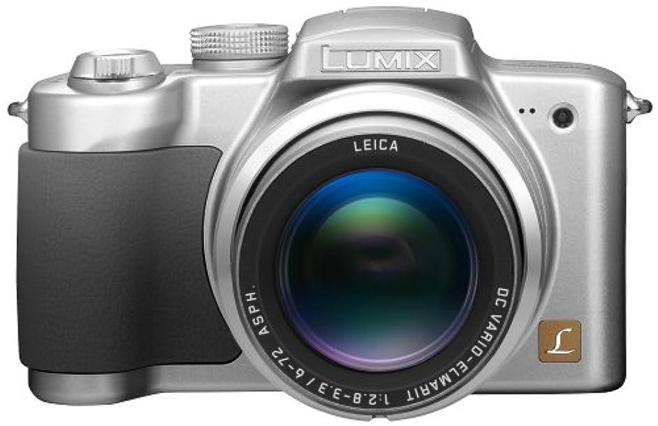 Panasonic Lumix DMC-FZ5S 5MP Digital Camera with 12x Image Stabilized Optical Zoom (Silver)