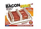 Best Bacon Cookers - Bacon Wave Microwave Bacon Tray Boxed Review