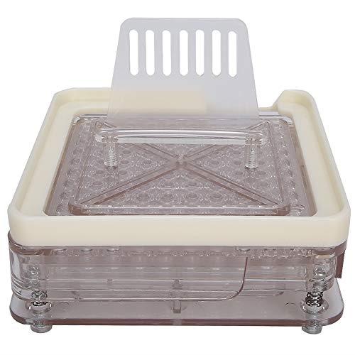 0# Capsule Vulmachine, 100 Gaten Capsule Poeder Vulplaat Acryl Transparant Capsule Handmatig Vullen Tool