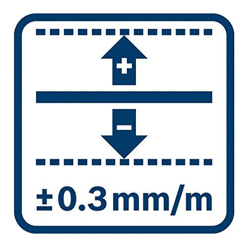 Bosch Professional Linienlaser GLL 3-80 G (grüner Laser, max. Arbeitsbereich: 30 m, 4x AA Batterie, im Handwerkerkoffer) - 7